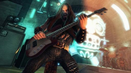 Guitar Hero 5 non-HUD Shot